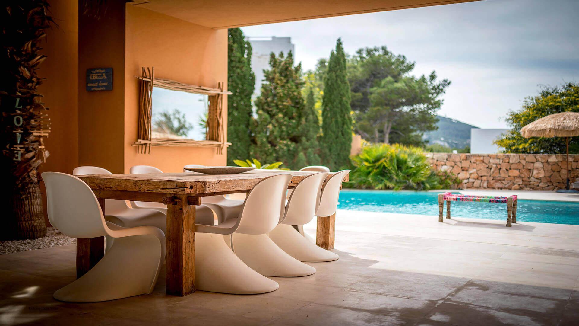 La Villa Ibiza 8 Calo Den Real