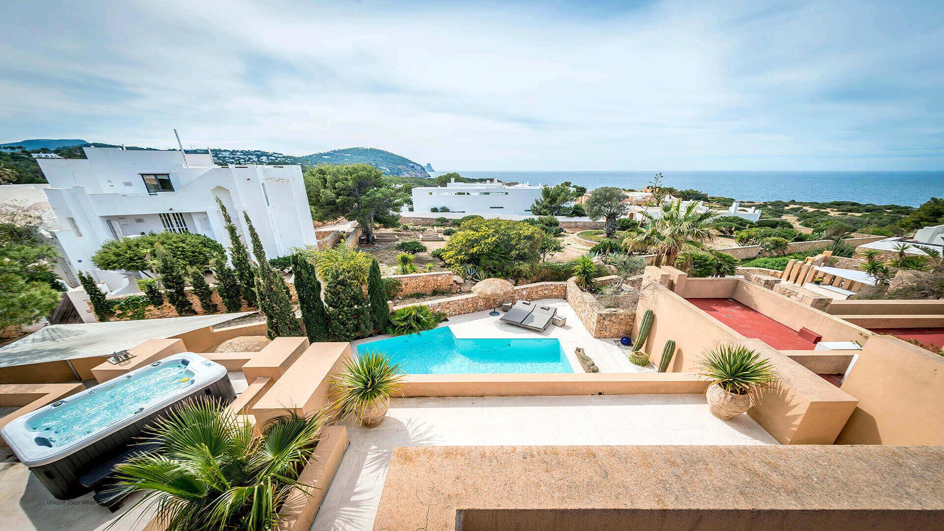 La Villa Ibiza 9 Calo Den Real
