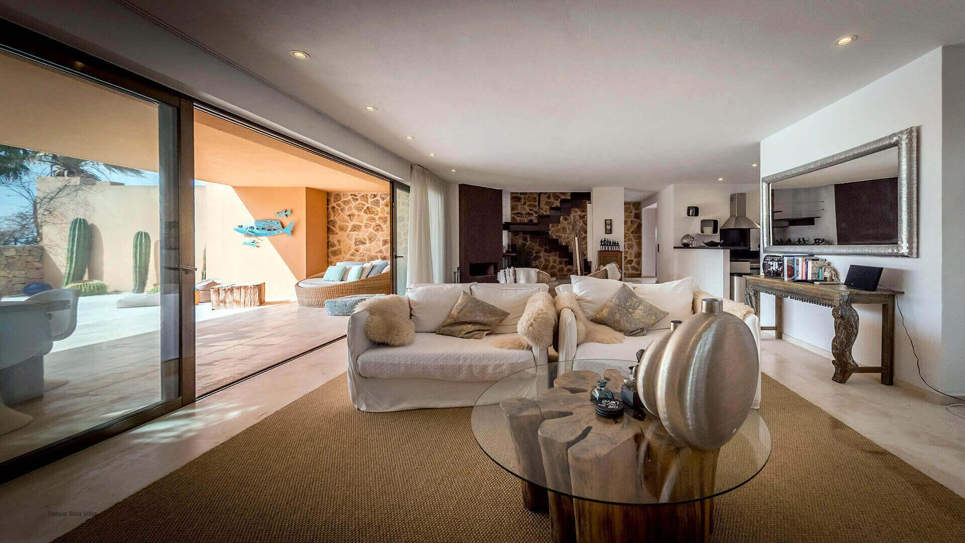 La Villa Ibiza 14 Calo Den Real