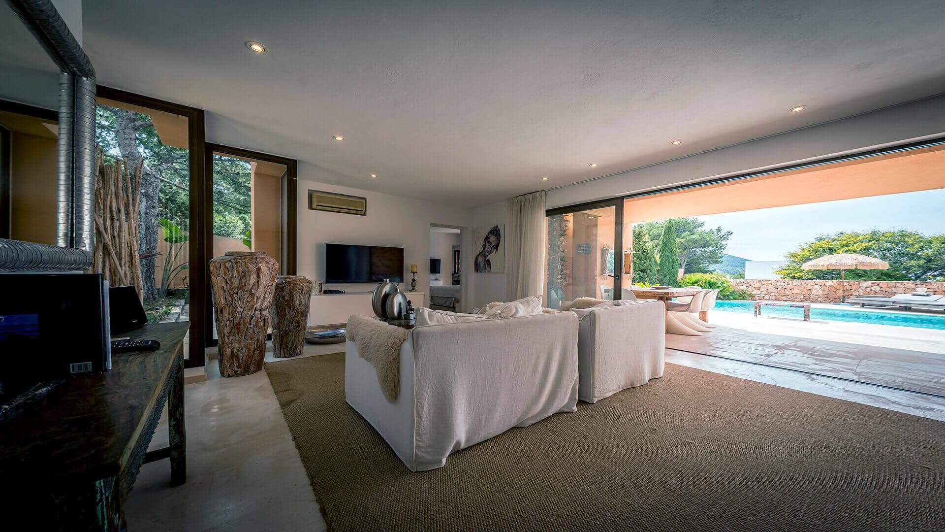 La Villa Ibiza 16 Calo Den Real