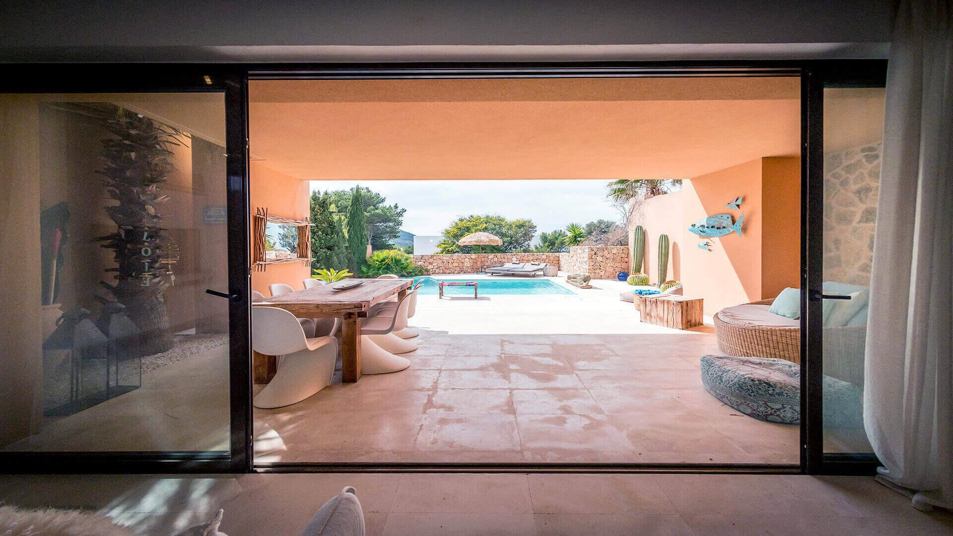 La Villa Ibiza 19 Calo Den Real