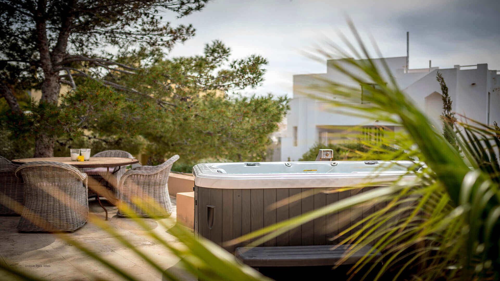 La Villa Ibiza 34 First Floor Terrace