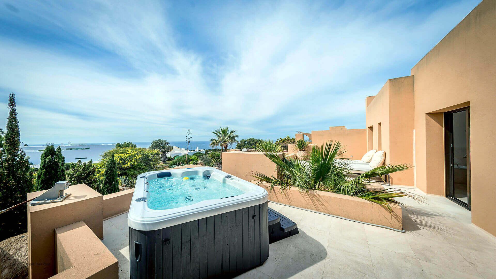 La Villa Ibiza 35 First Floor Terrace
