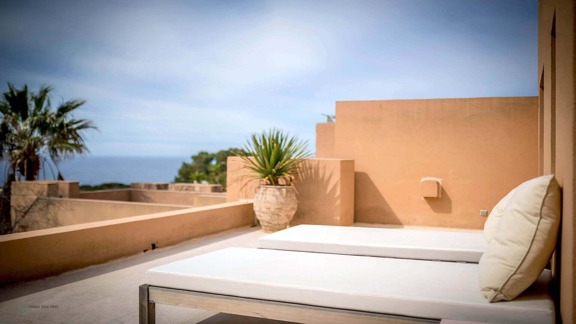 La Villa Ibiza 37 First Floor Terrace