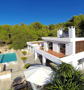 Villa Lua Ibiza 1 Cala Tarida