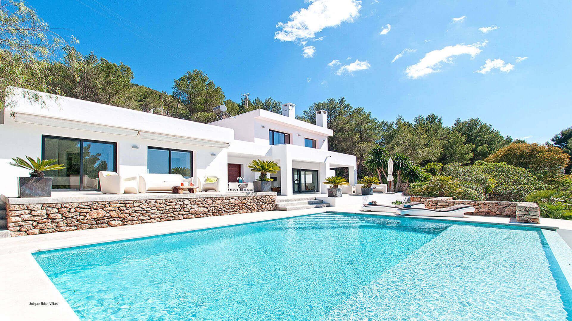 Villa Lua Ibiza 2 Cala Tarida
