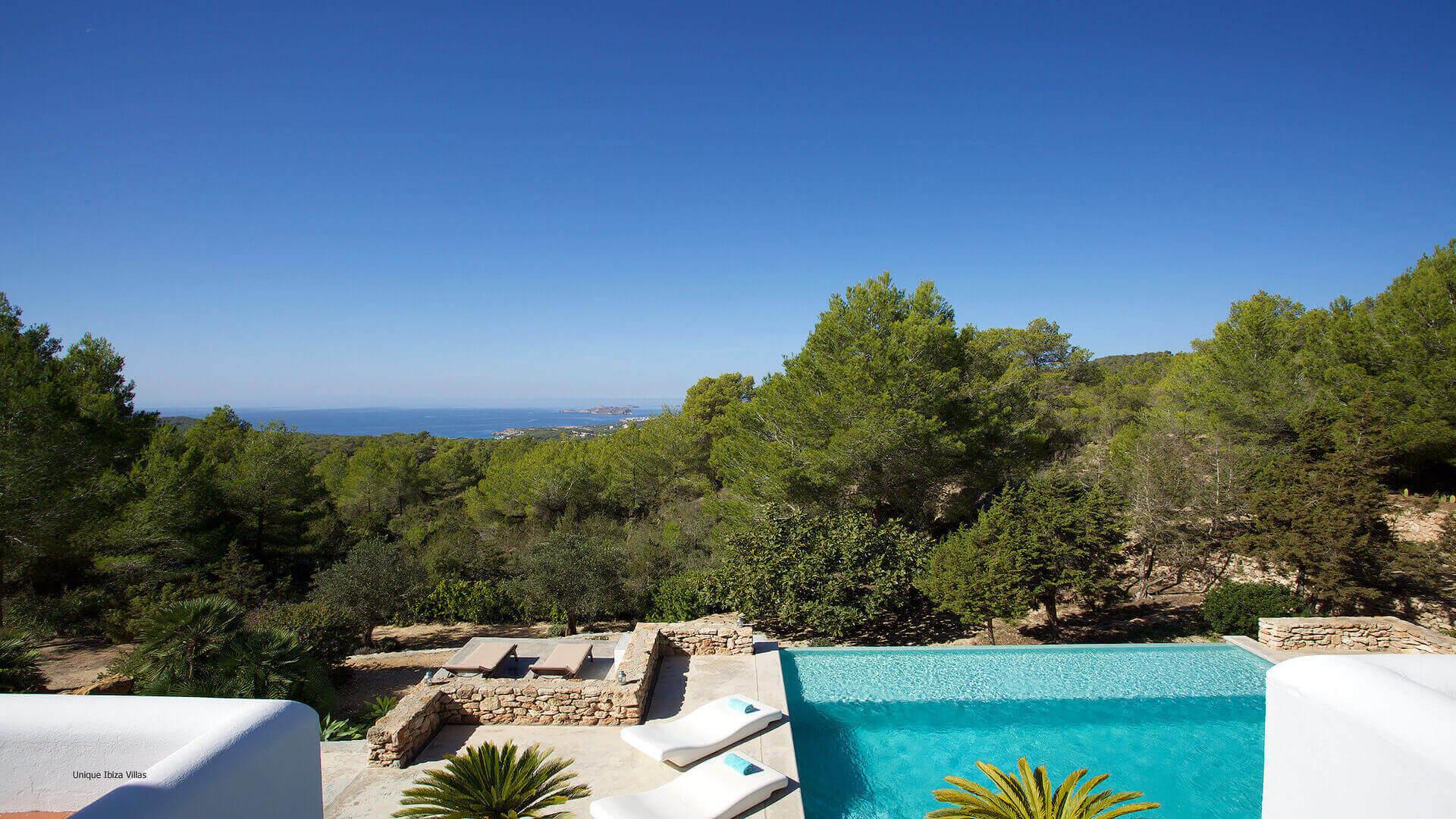 Villa Lua Ibiza 3 Cala Tarida
