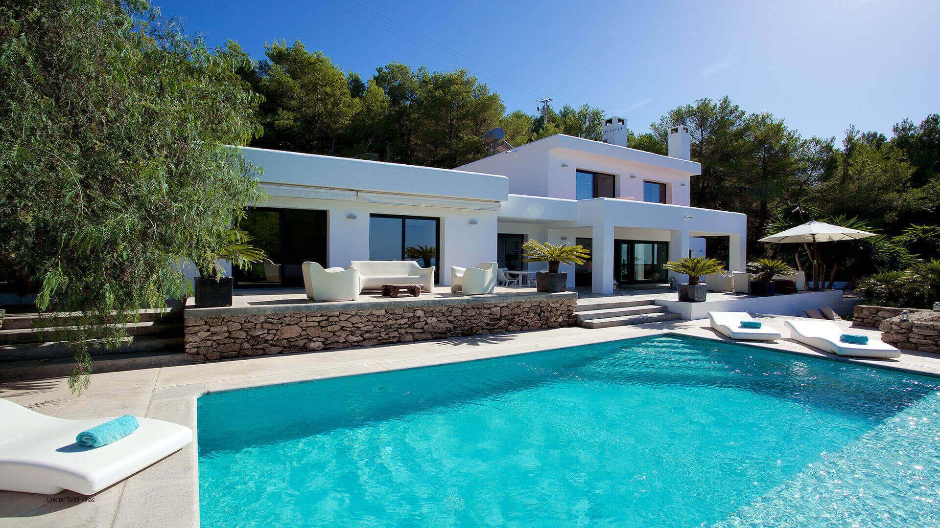 Villa Lua Ibiza 4 Cala Tarida