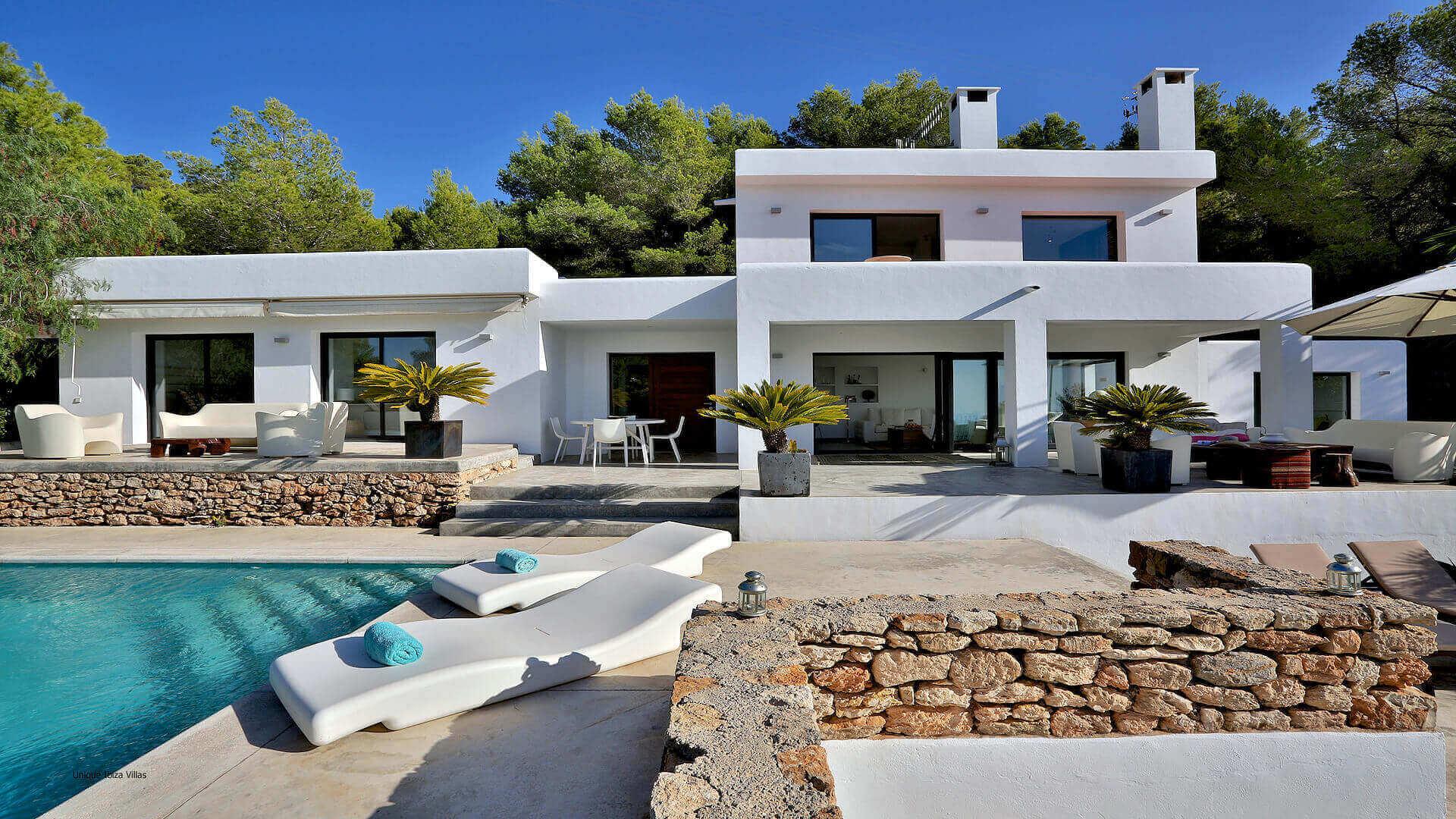 Villa Lua Ibiza 5 Cala Tarida