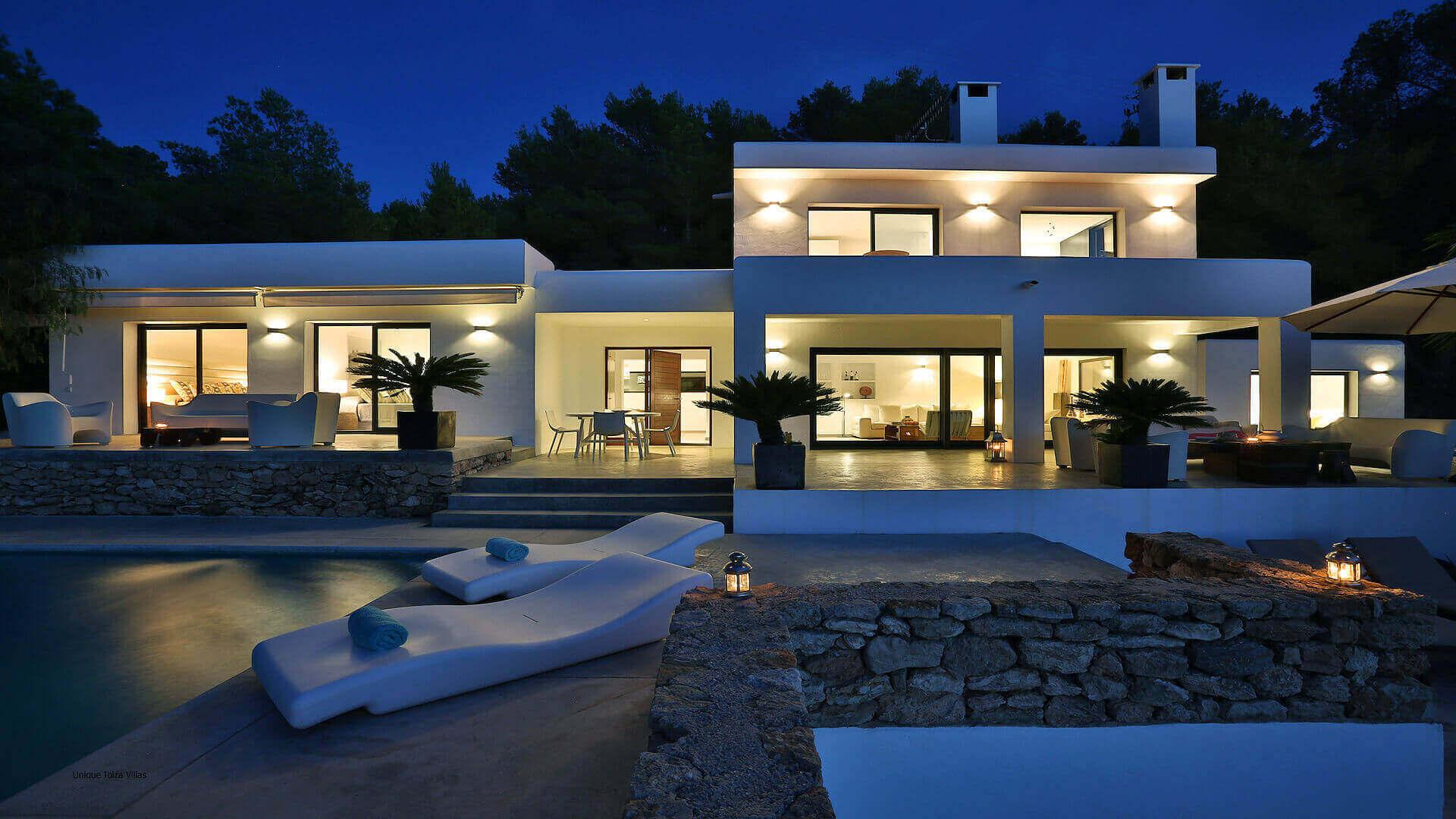 Villa Lua Ibiza 7 Cala Tarida