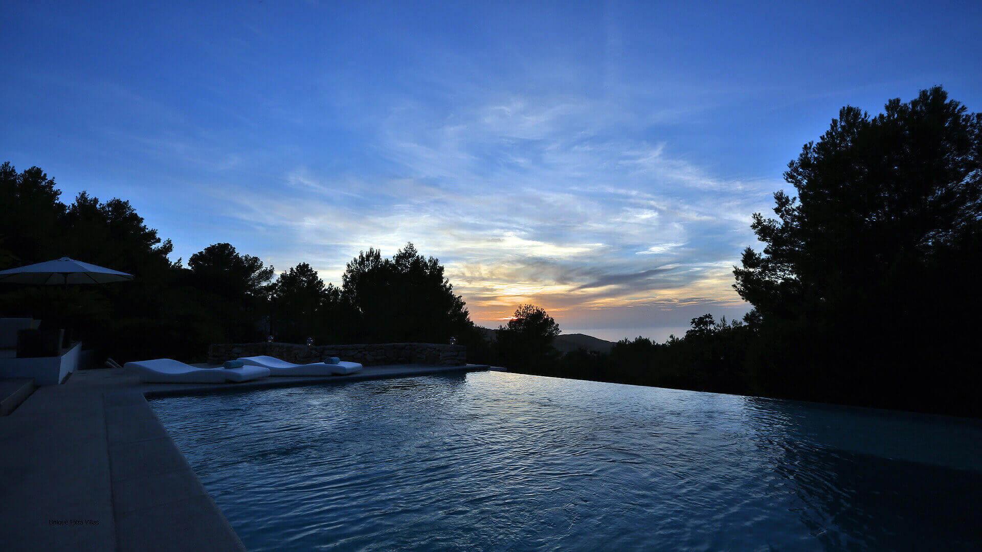 Villa Lua Ibiza 9 Cala Tarida