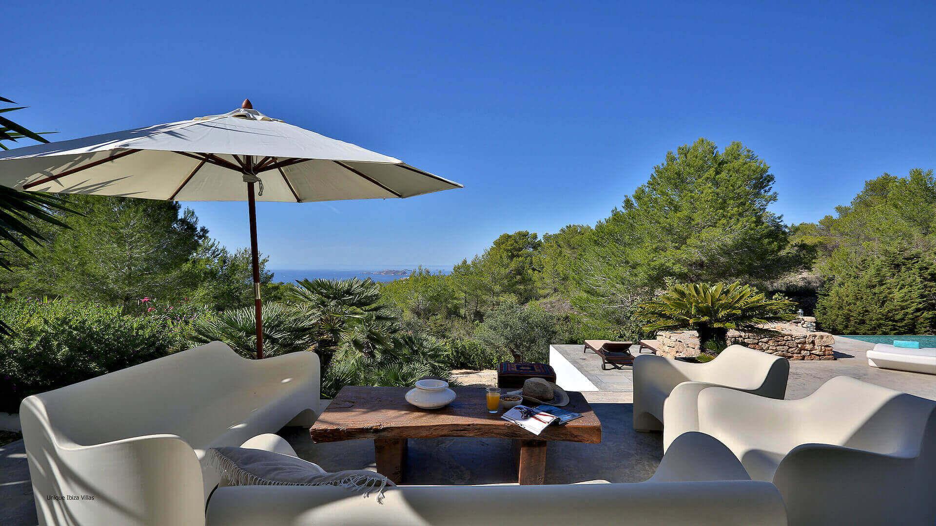 Villa Lua Ibiza 11 Cala Tarida