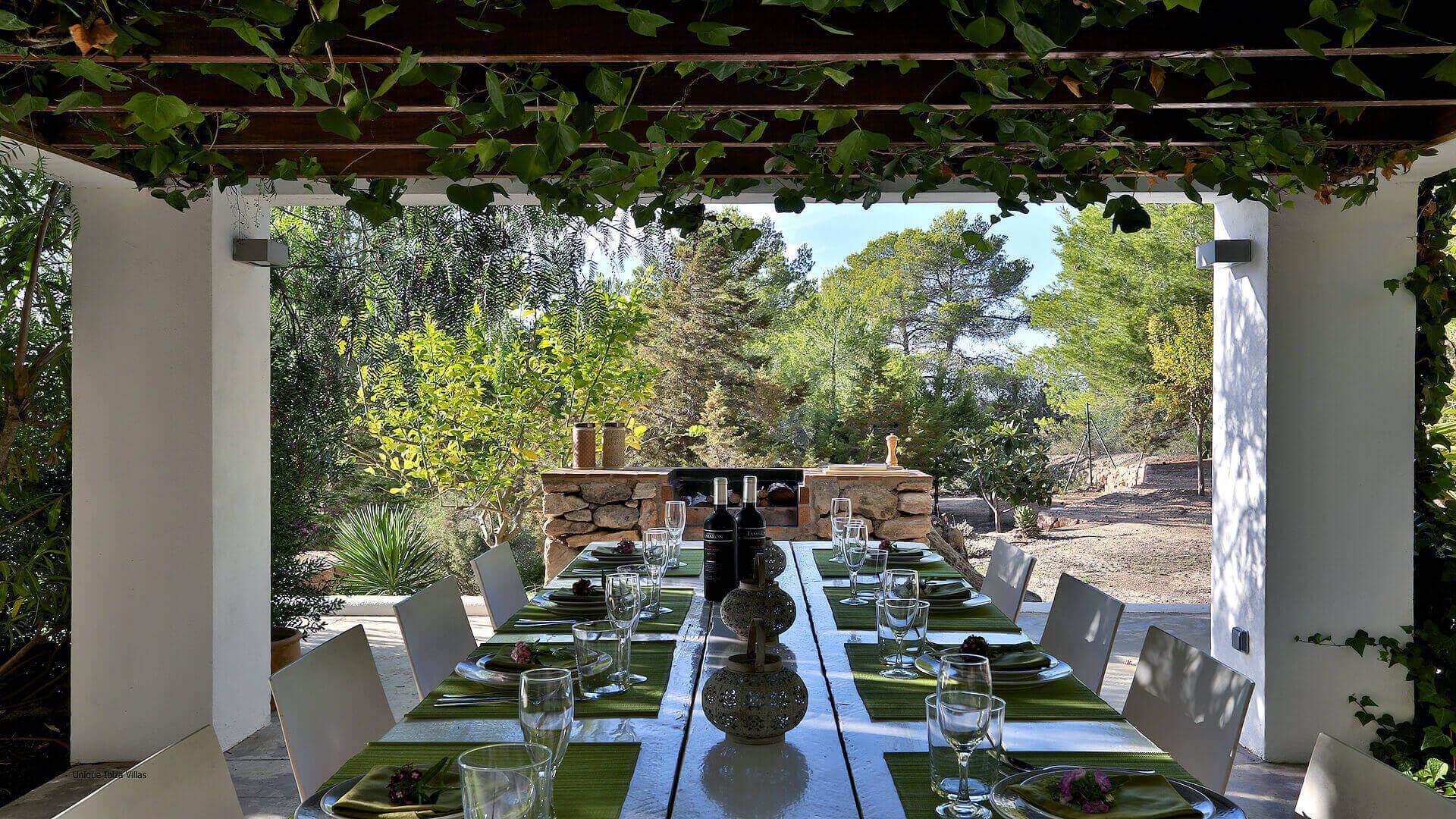 Villa Lua Ibiza 12 Cala Tarida