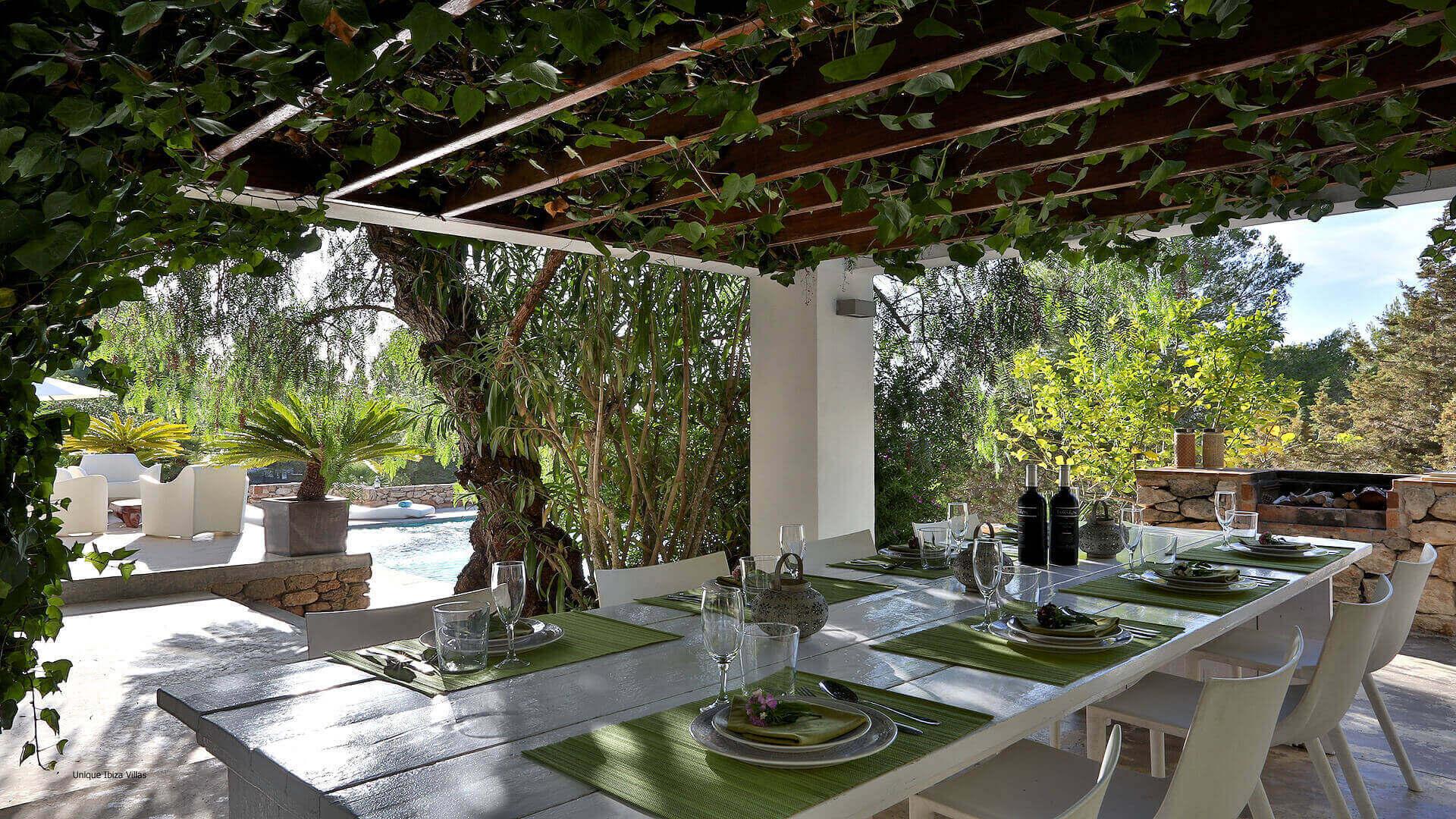 Villa Lua Ibiza 13 Cala Tarida