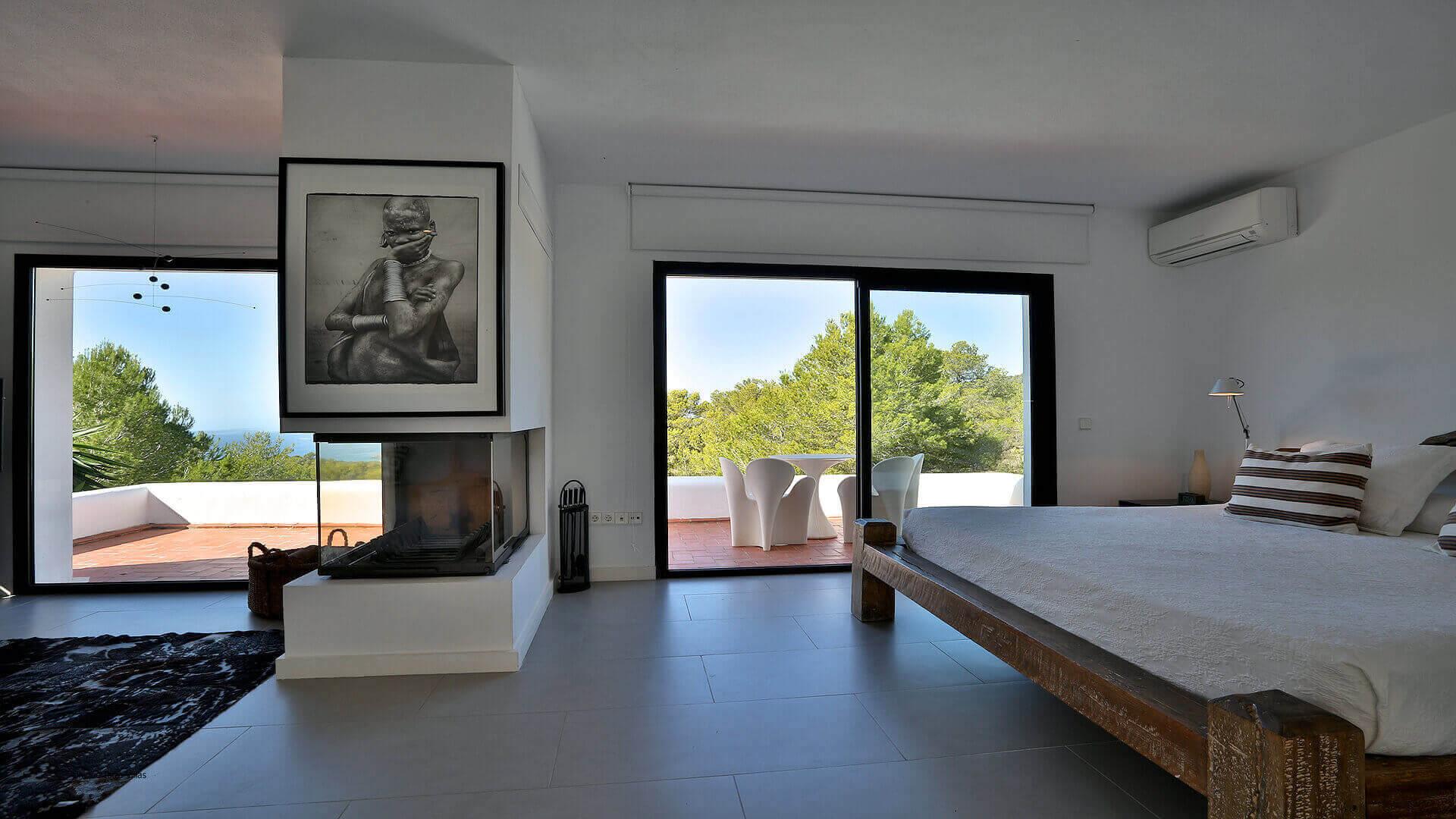 Villa Lua Ibiza 23 Bedroom 1