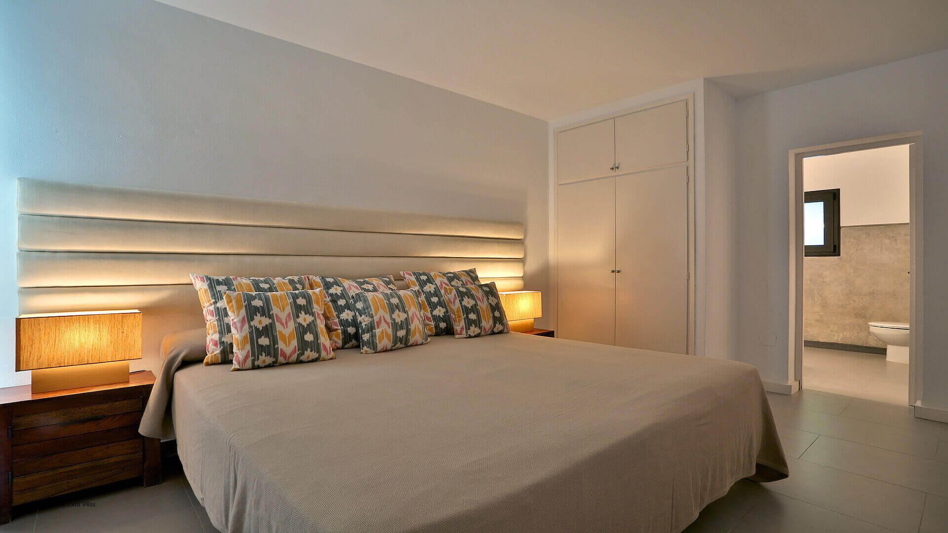 Villa Lua Ibiza 28 Bedroom 3