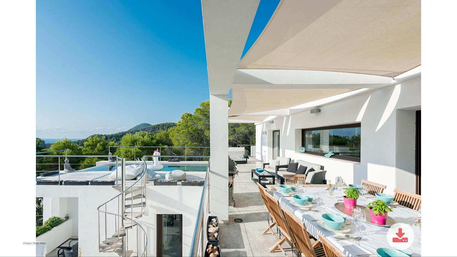 Buena Vista Cala Salada Ibiza 16