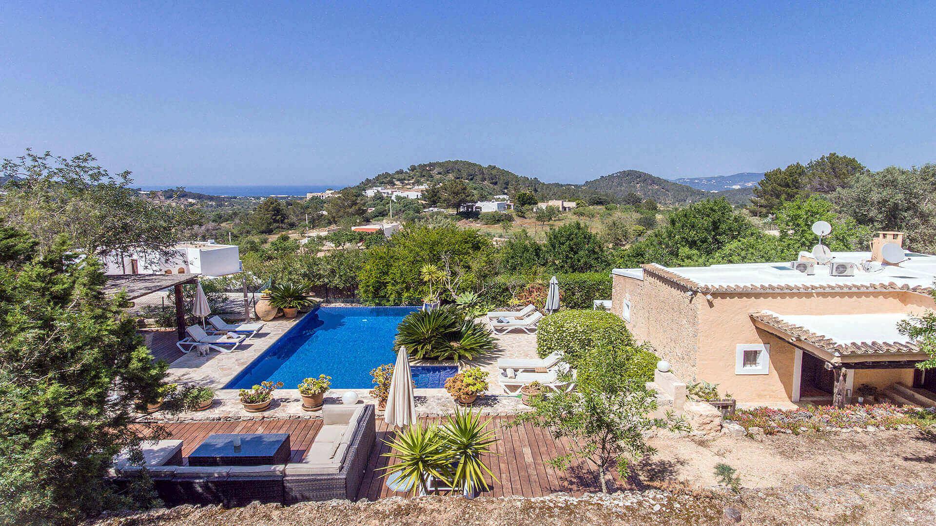 Finca Guerxonet Ibiza 8 San Agustin