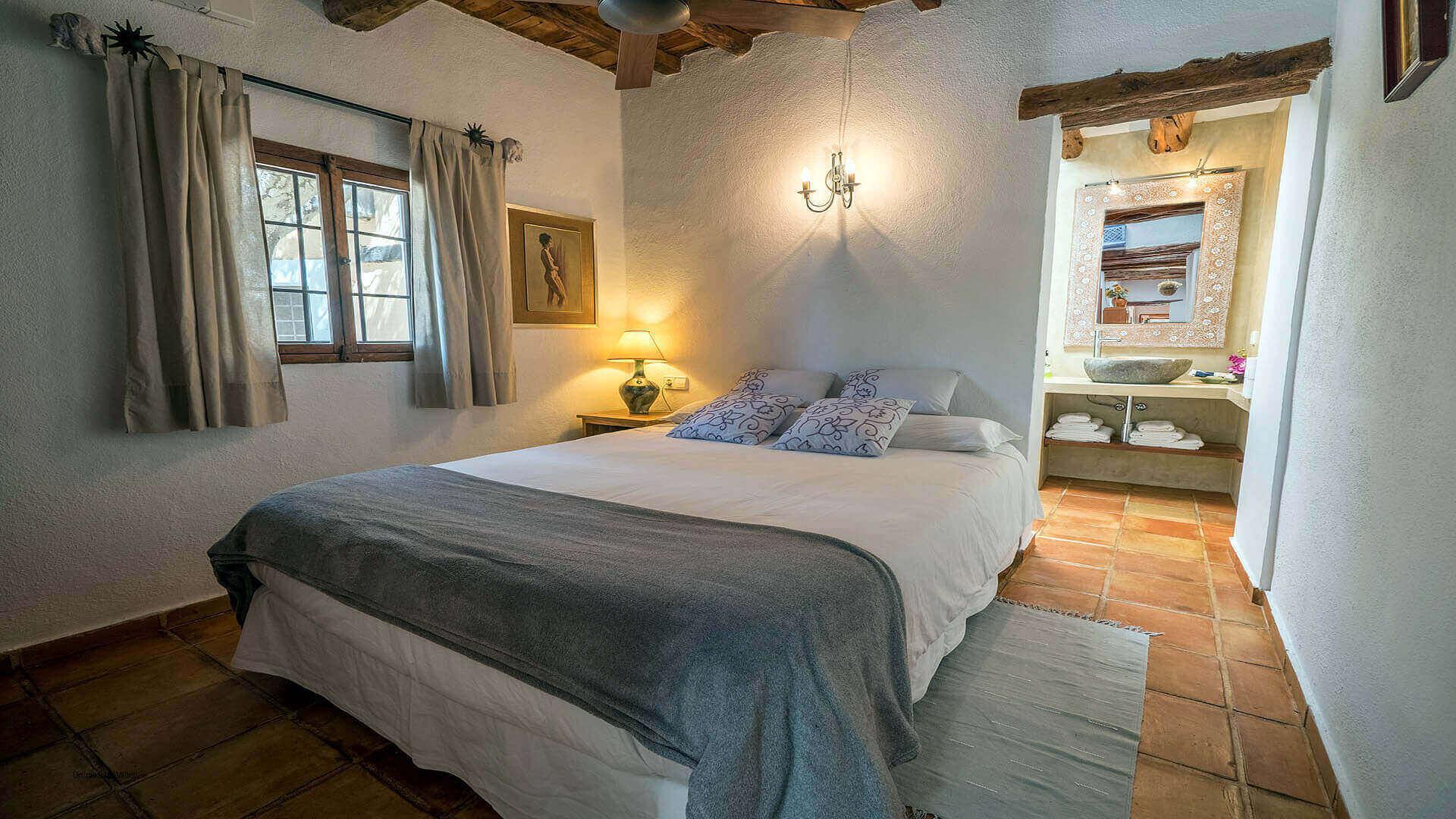 Finca Guerxonet Ibiza 19 Bedroom 1