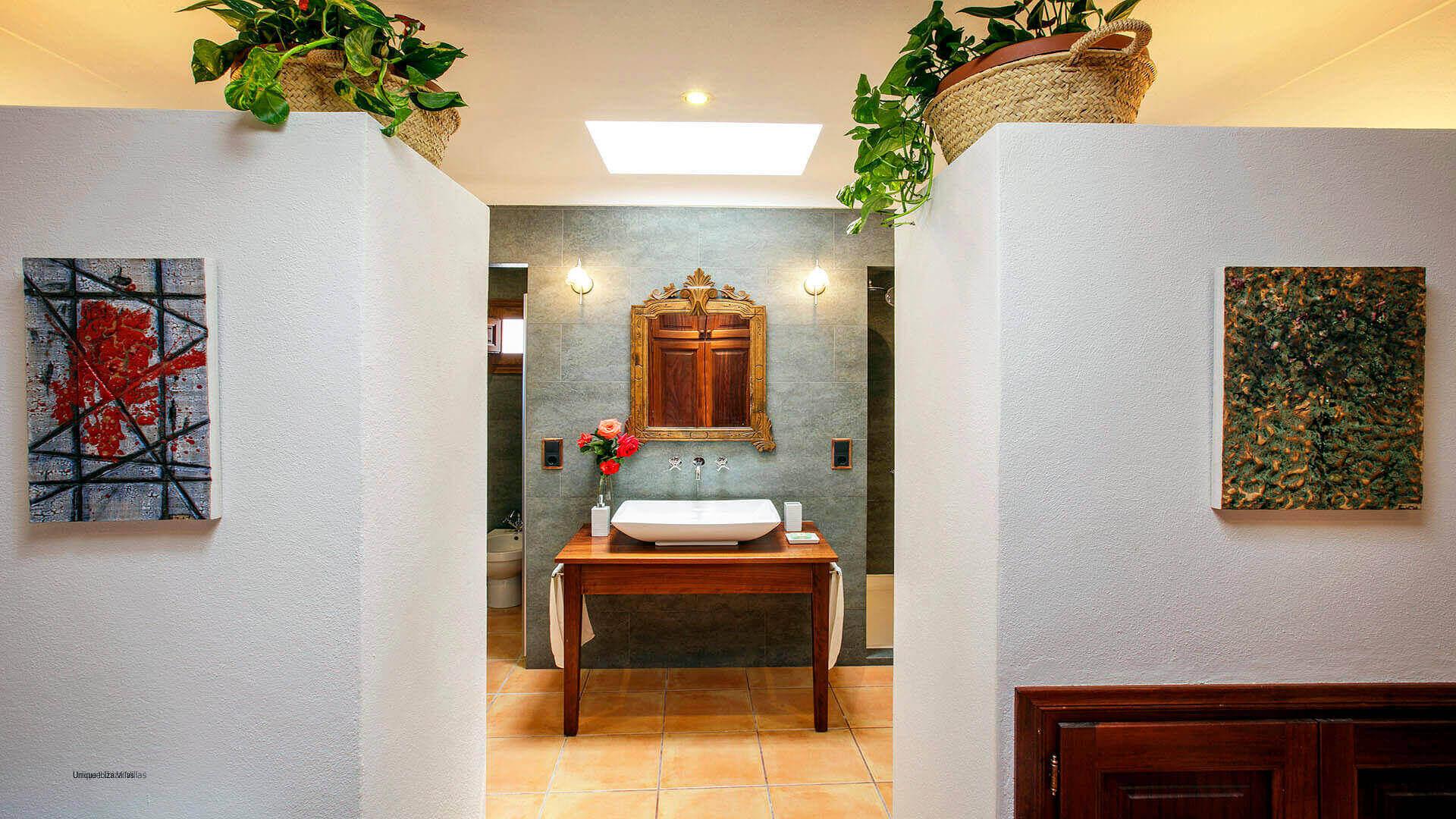 Casa La Vila Ibiza 45 Bedroom 1 Ens Suite