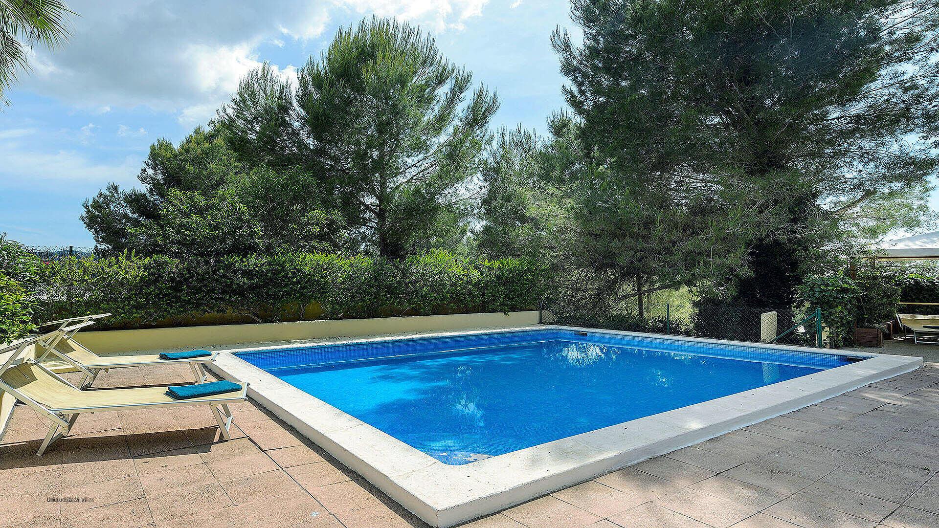Villa Los Olivos Ibiza 3 Near San Antonio