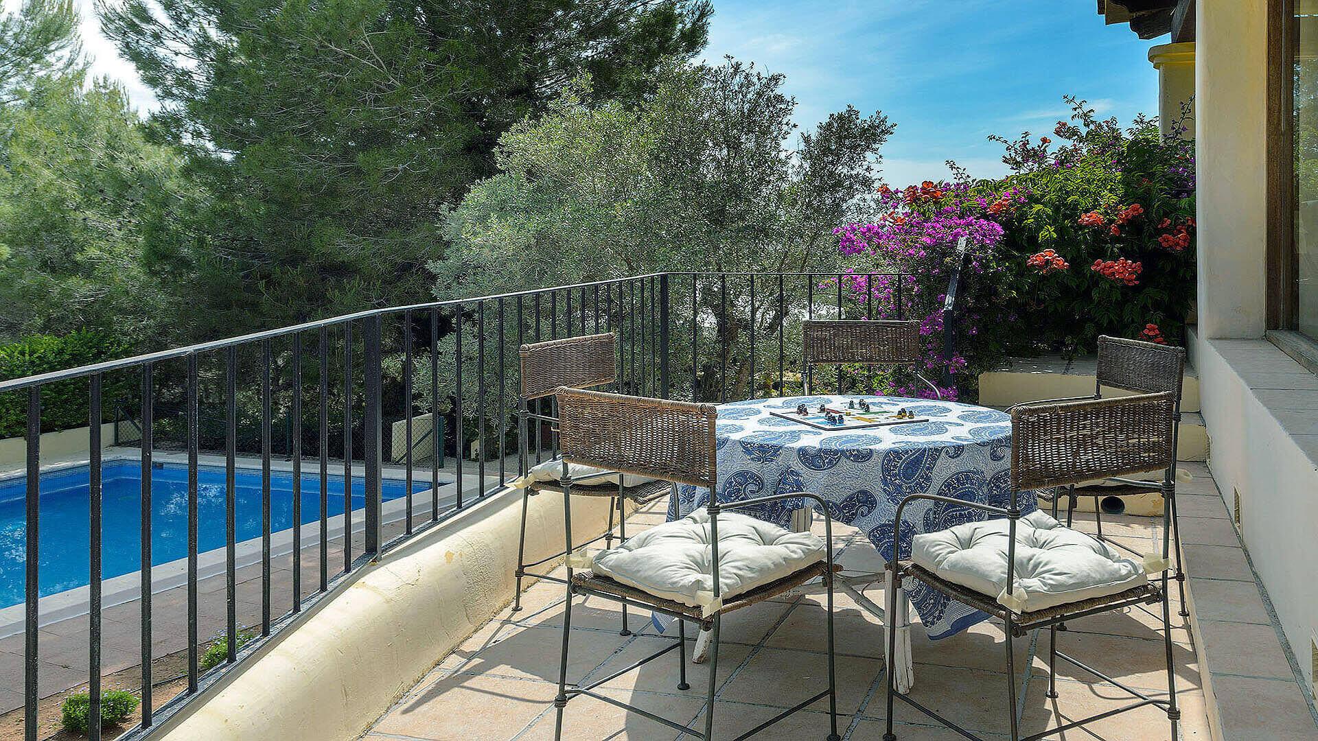 Villa Los Olivos Ibiza 8 Near San Antonio