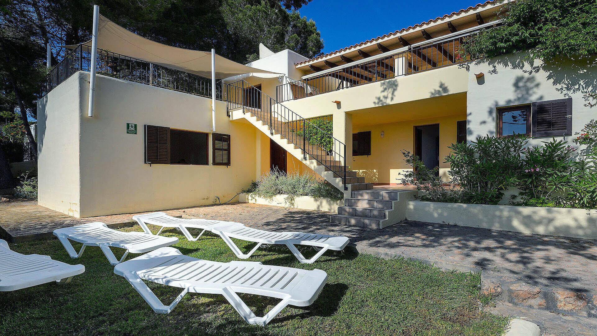 Villa Los Olivos Ibiza 14 Near San Antonio