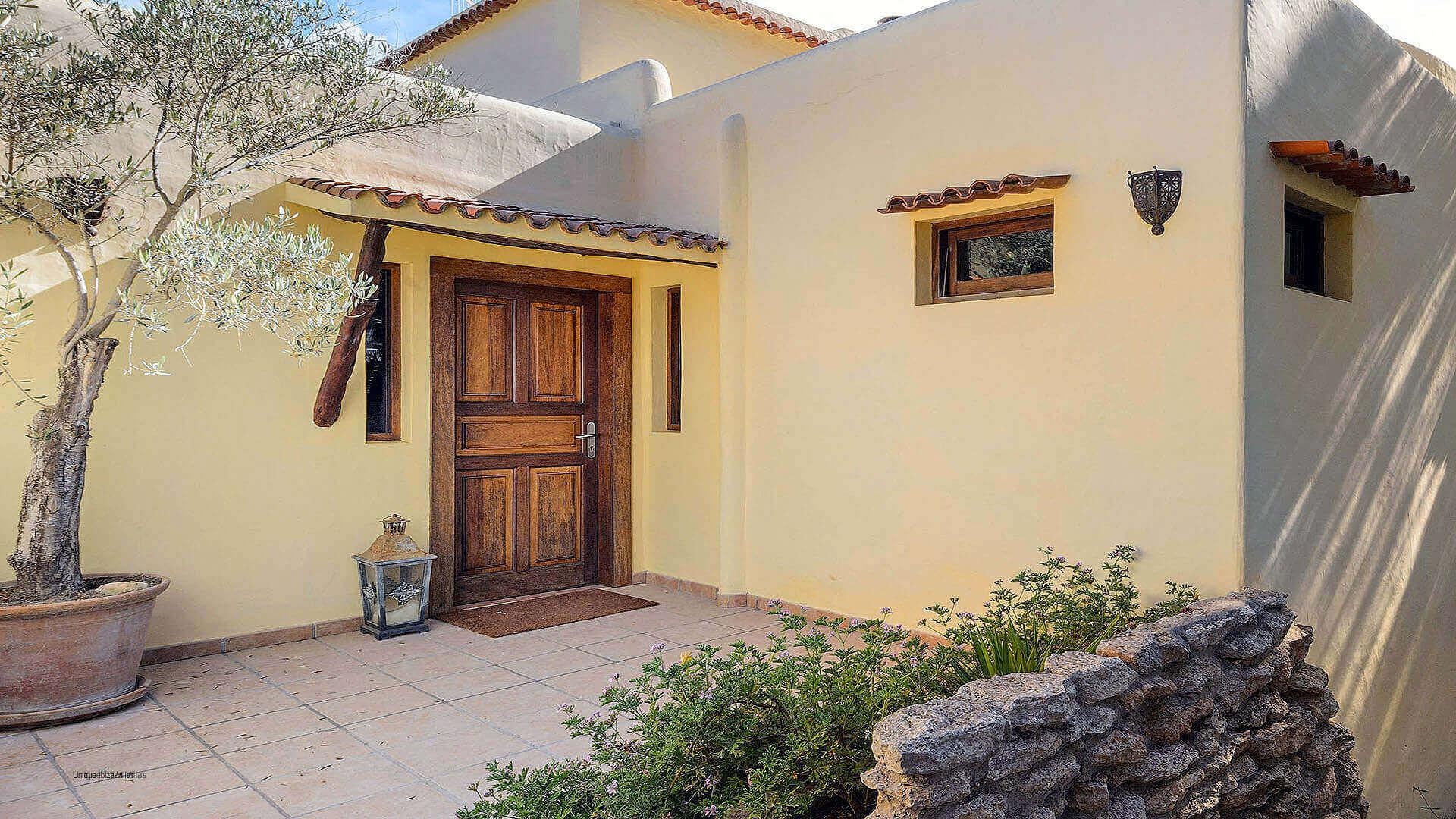 Villa Los Olivos Ibiza 16 Near San Antonio