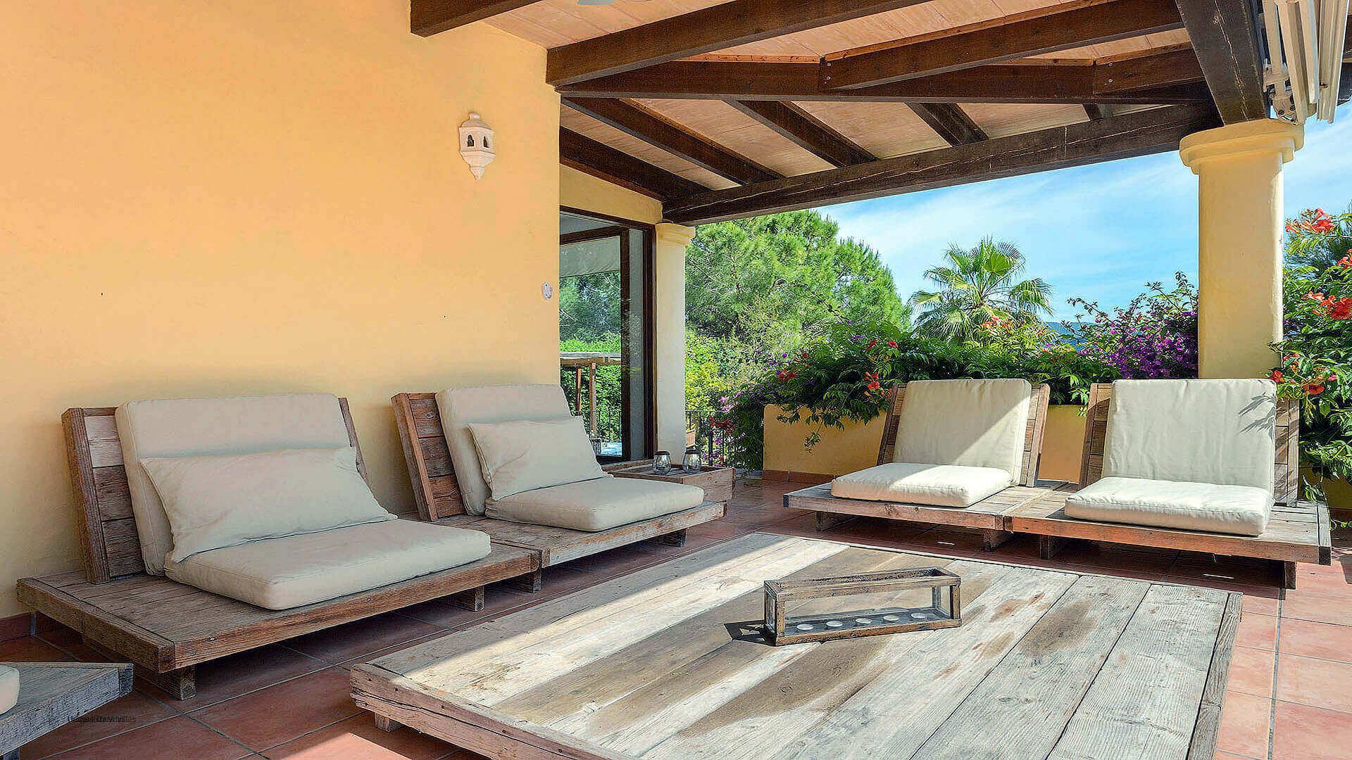 Villa Los Olivos Ibiza 17 Near San Antonio