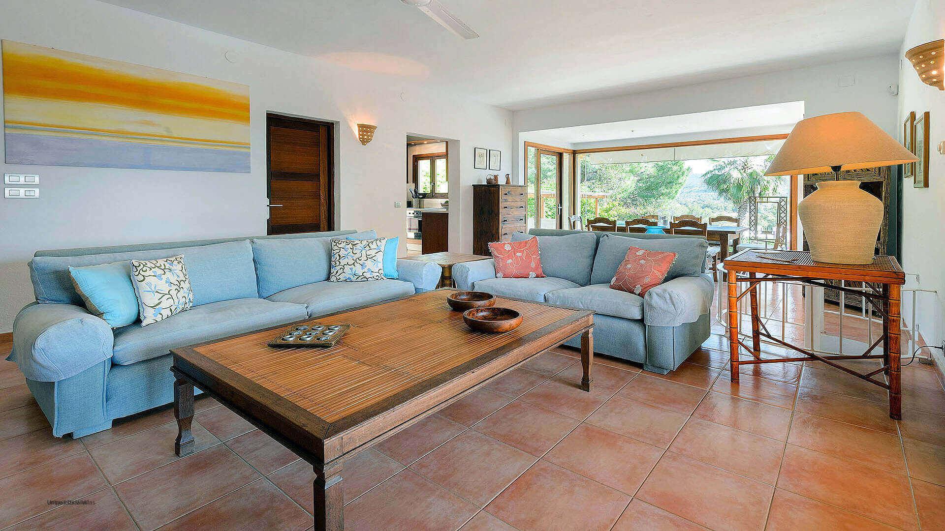 Villa Los Olivos Ibiza 23 Near San Antonio