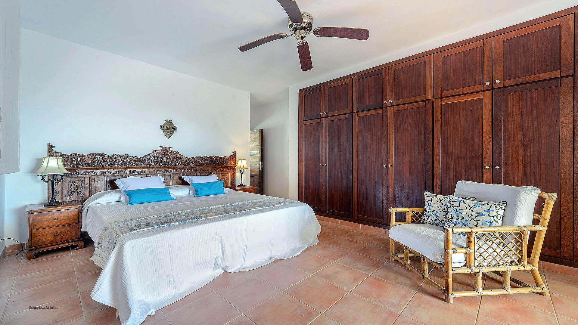 Villa Los Olivos Ibiza 29 Bedroom 1