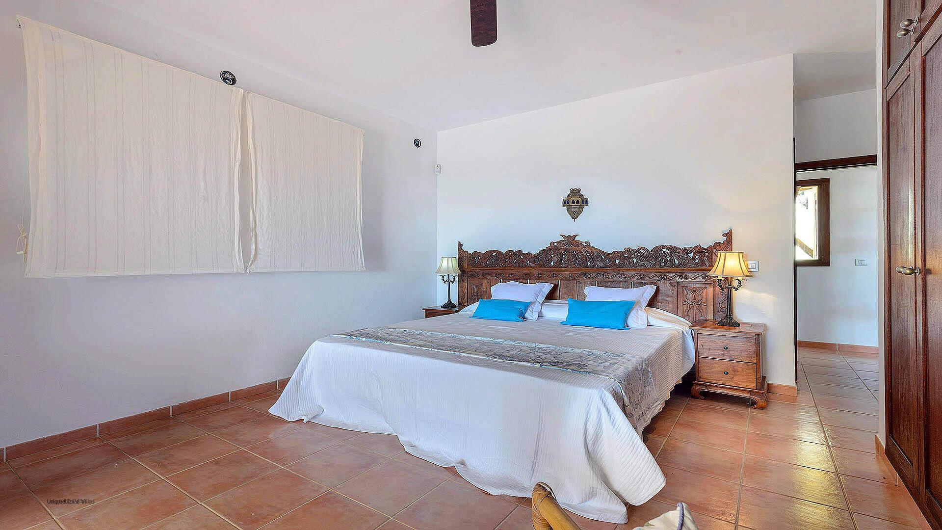 Villa Los Olivos Ibiza 30 Bedroom 1
