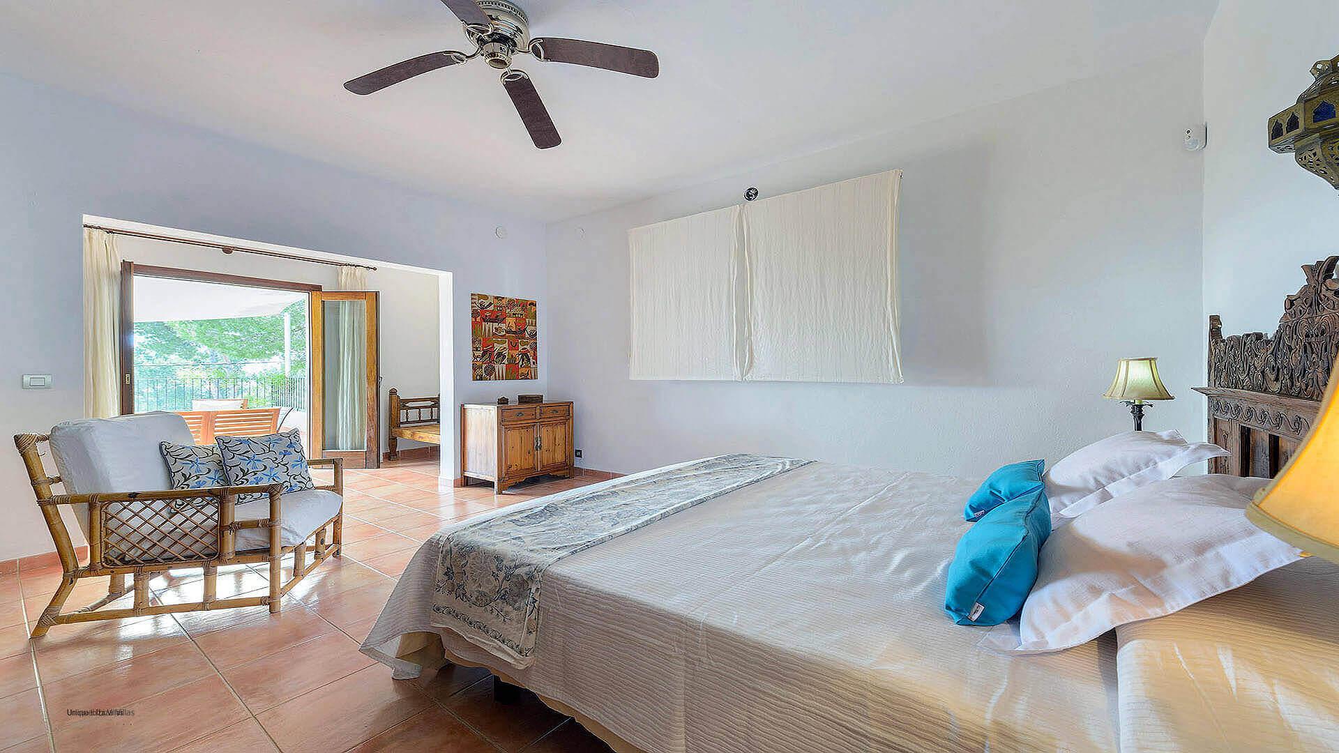 Villa Los Olivos Ibiza 31 Bedroom 1