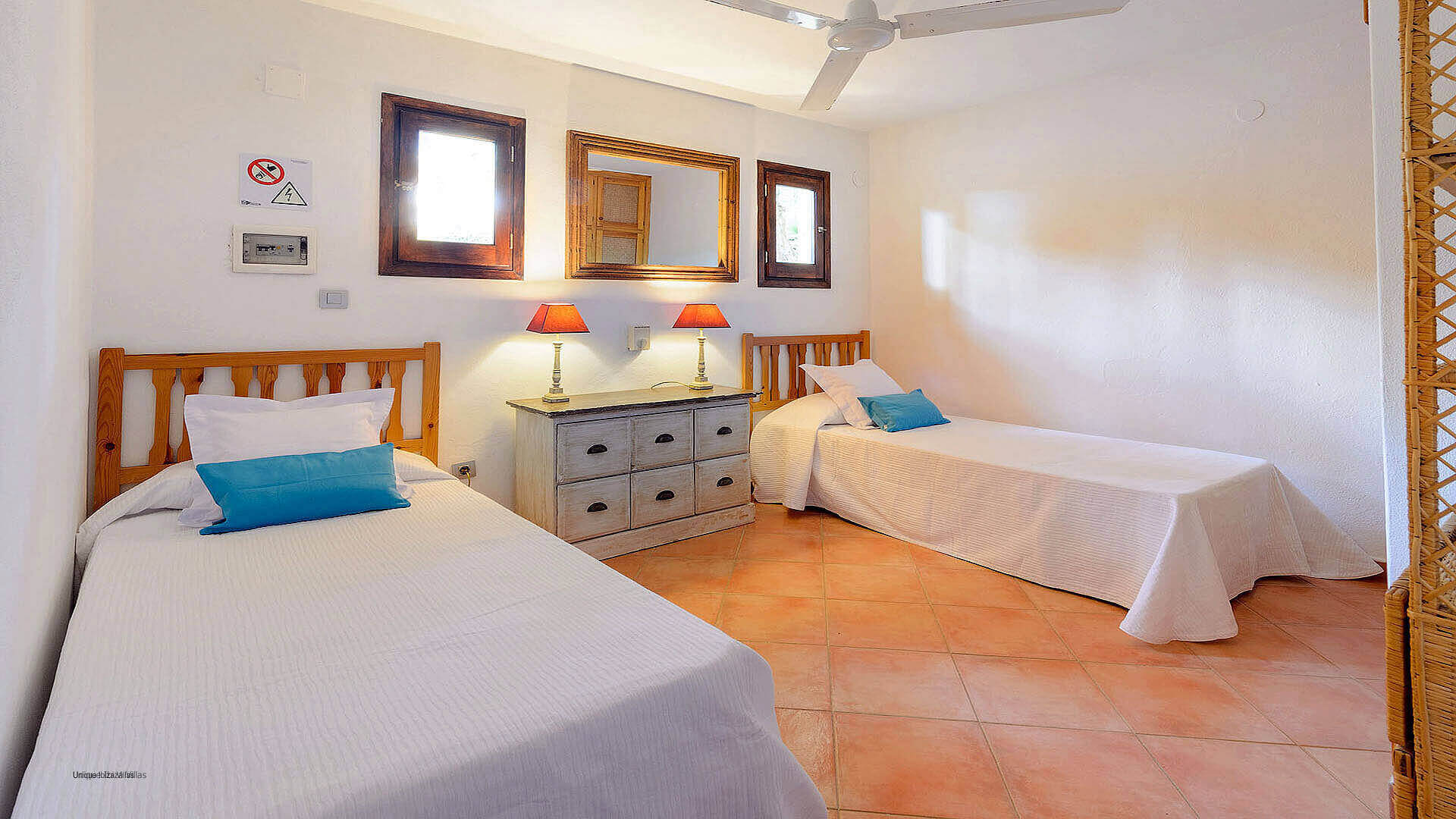Villa Los Olivos Ibiza 46 Bedroom 6