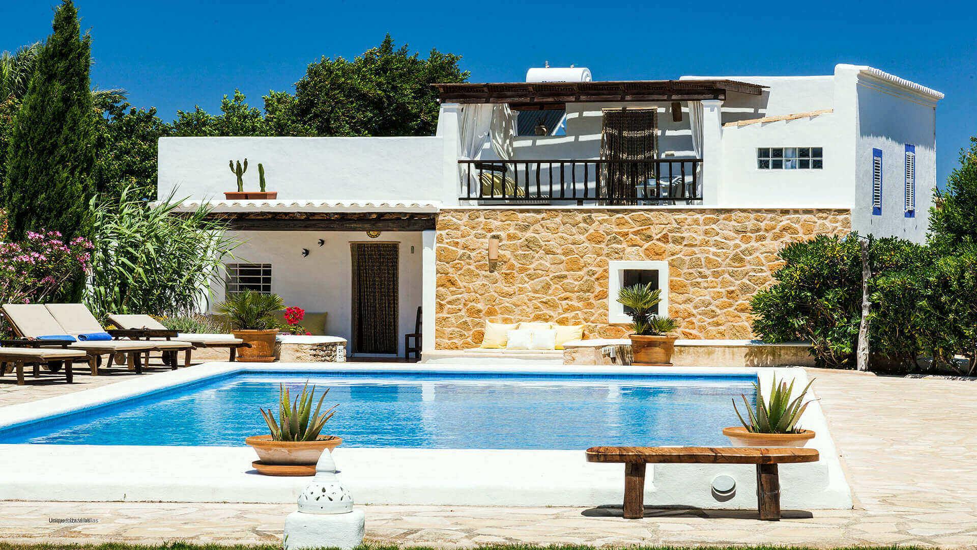 Villa Cuna Ibiza 3 Sant Josep Village