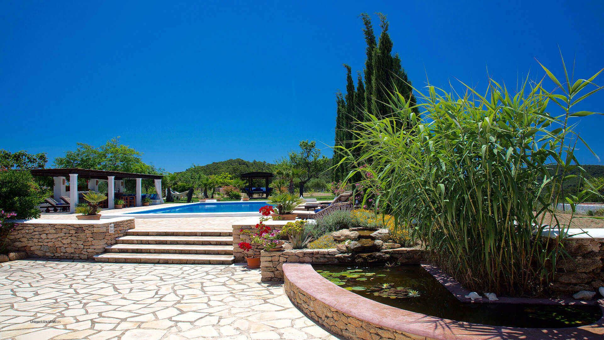 Villa Cuna Ibiza 4 Sant Josep Village