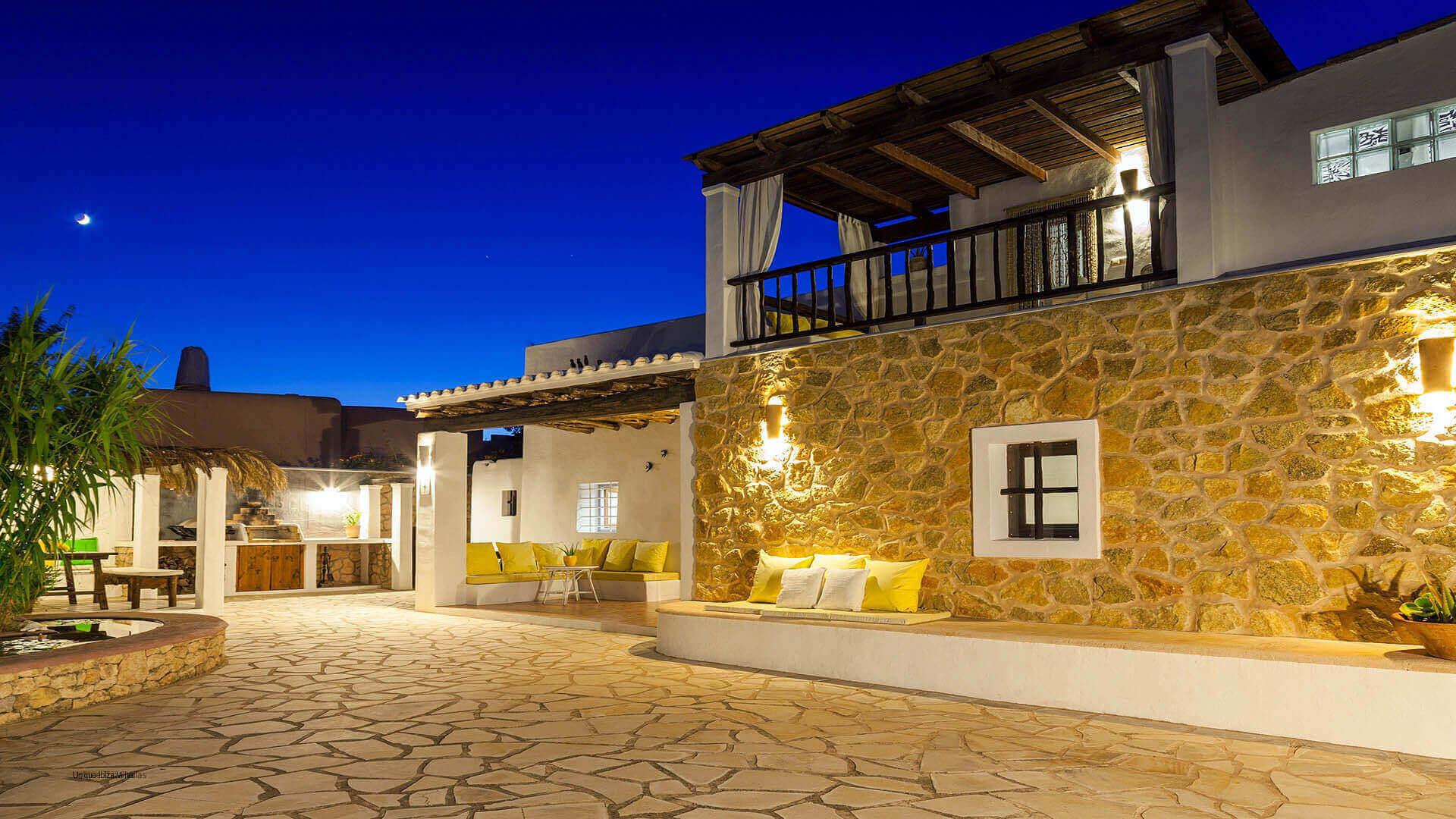 Villa Cuna Ibiza 7 Sant Josep Village