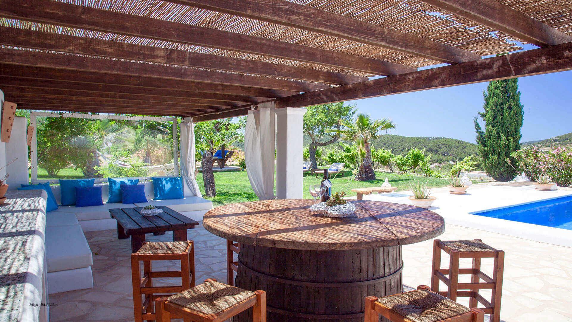 Villa Cuna Ibiza 9 Sant Josep Village