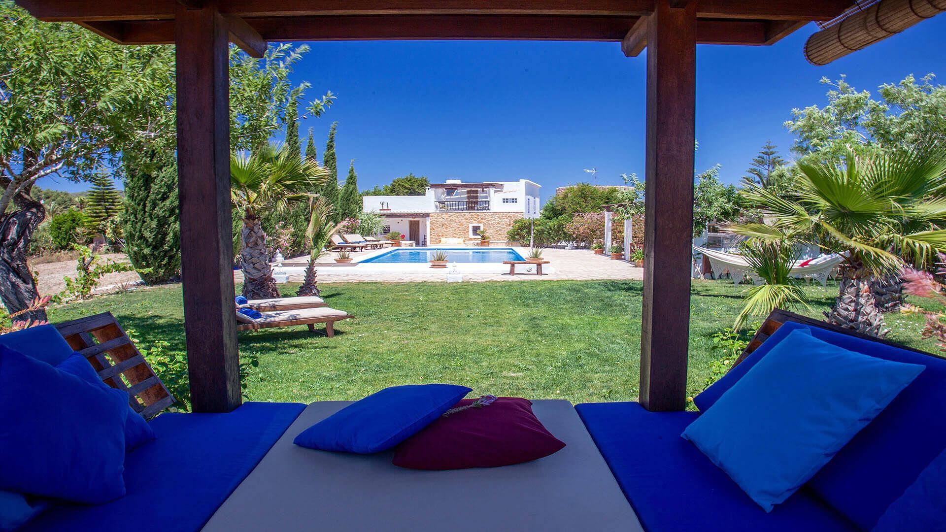Villa Cuna Ibiza 10 Sant Josep Village
