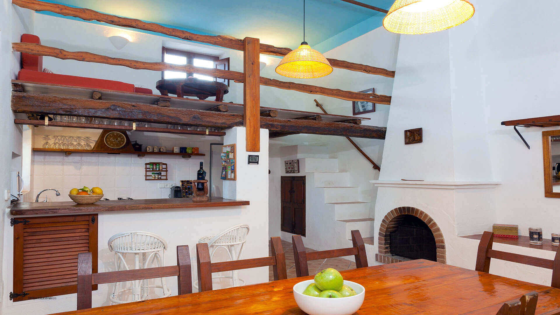 Villa Cuna Ibiza 11 Sant Josep Village