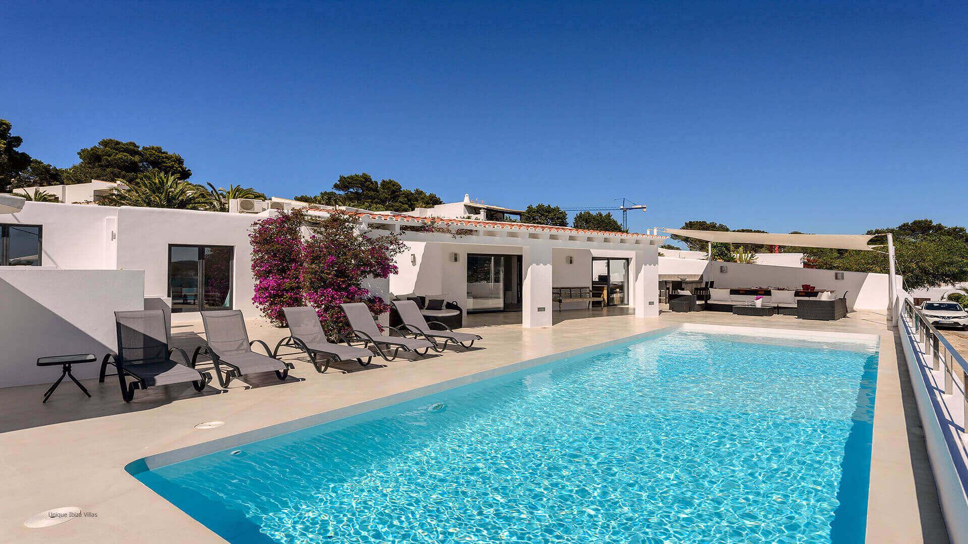 Casa Delfin Ibiza 1 Cala Codolar