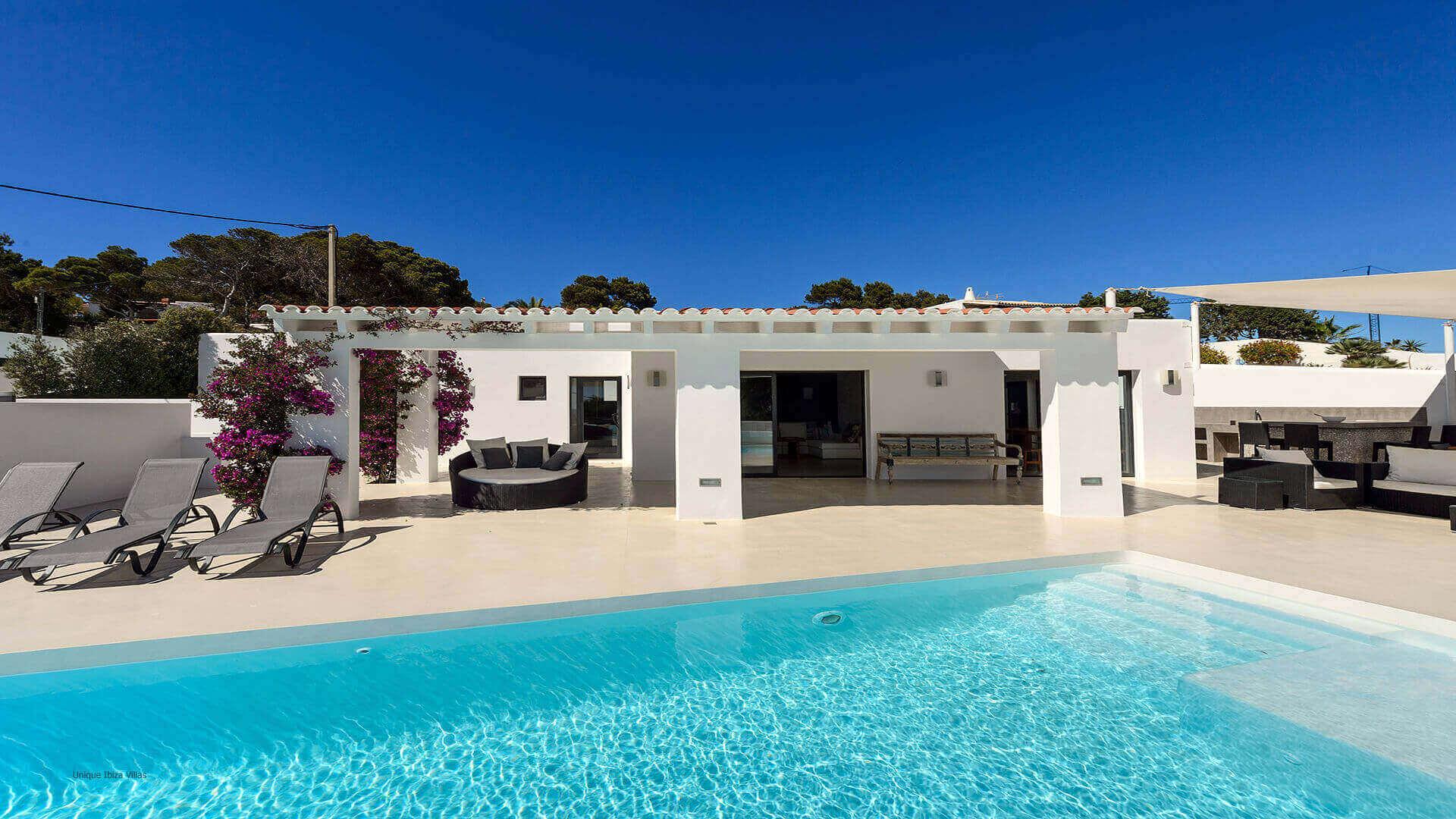 Casa Delfin Ibiza 2 Cala Codolar