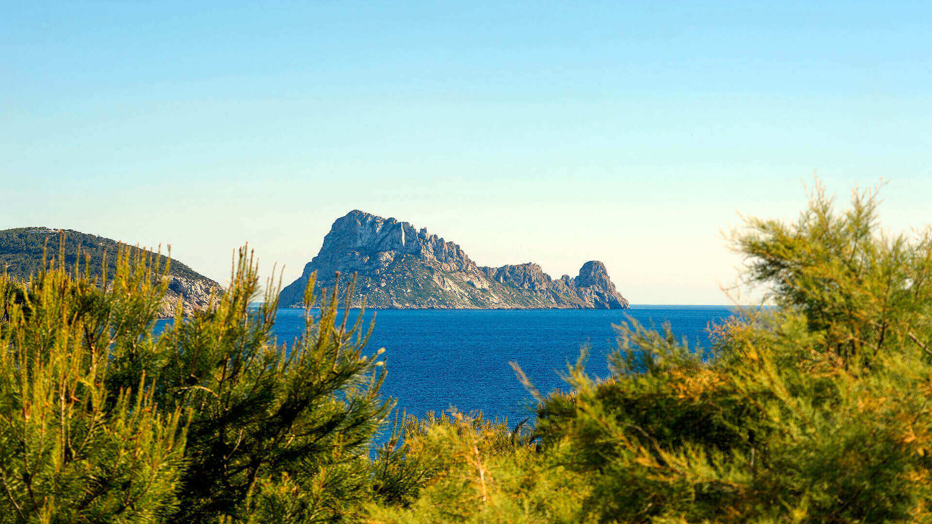 Casa Delfin Ibiza 3 Cala Codolar