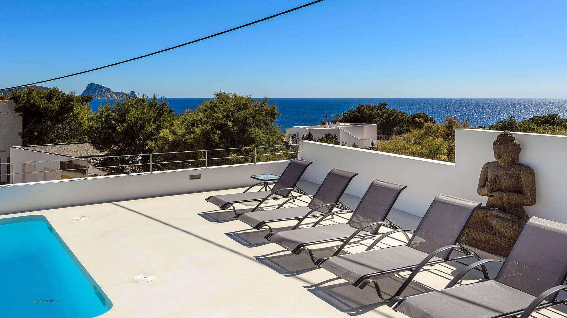 Casa Delfin Ibiza 9 Cala Codolar