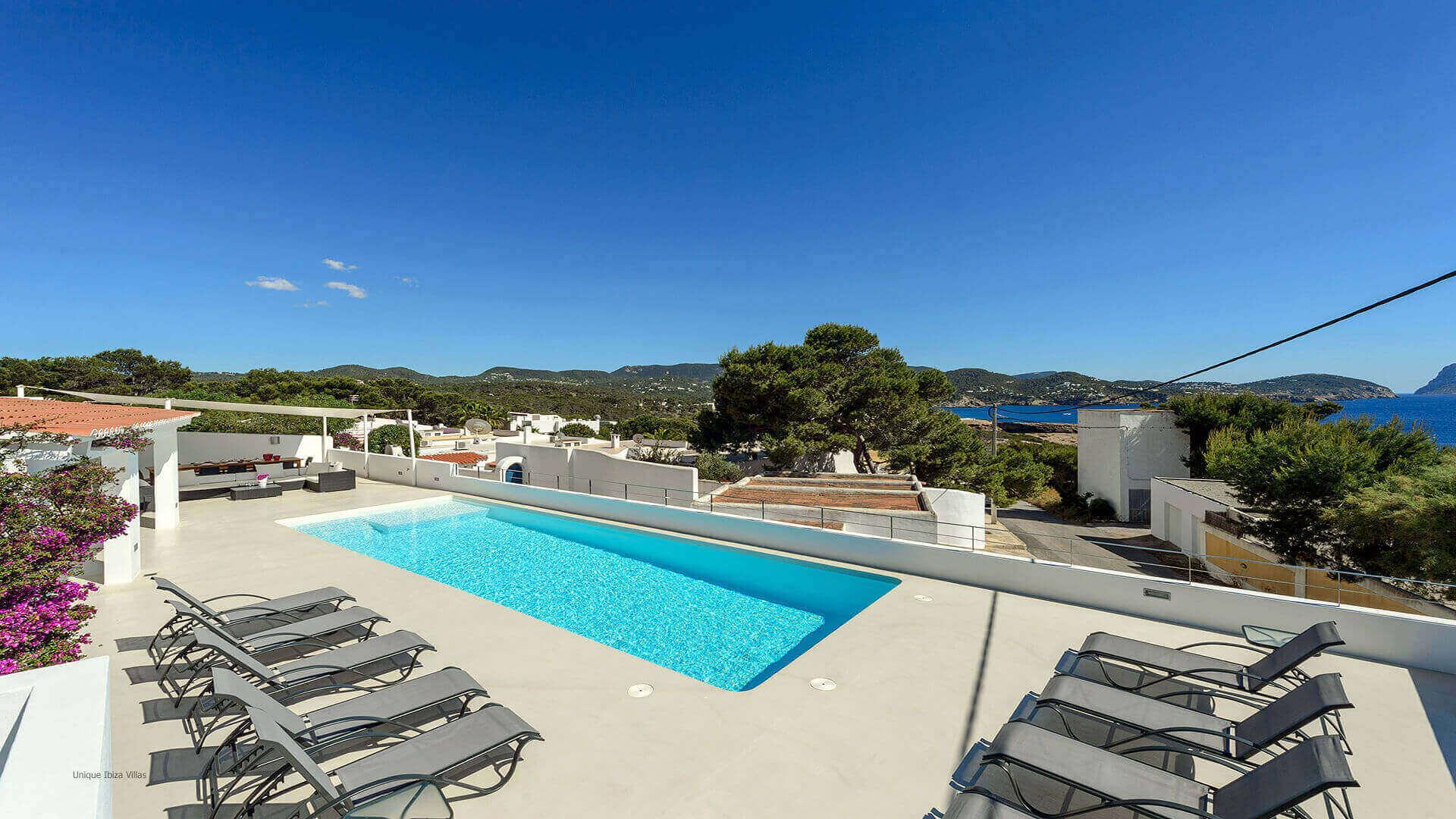 Casa Delfin Ibiza 10 Cala Codolar