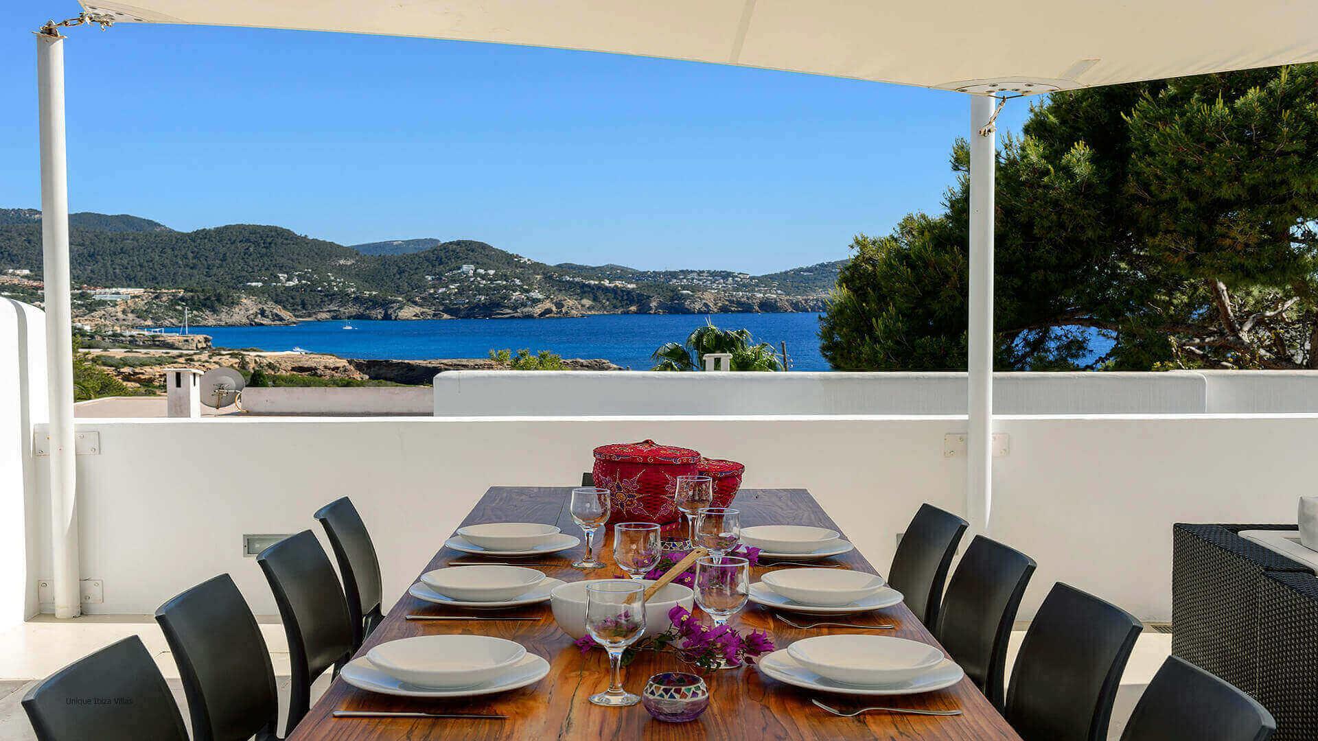 Casa Delfin Ibiza 13 Cala Codolar
