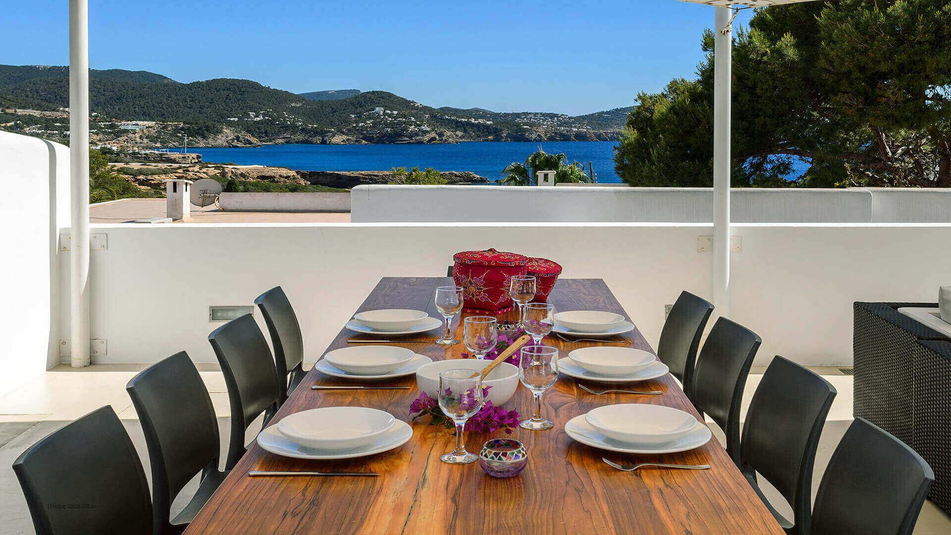 Casa Delfin Ibiza 14 Cala Codolar