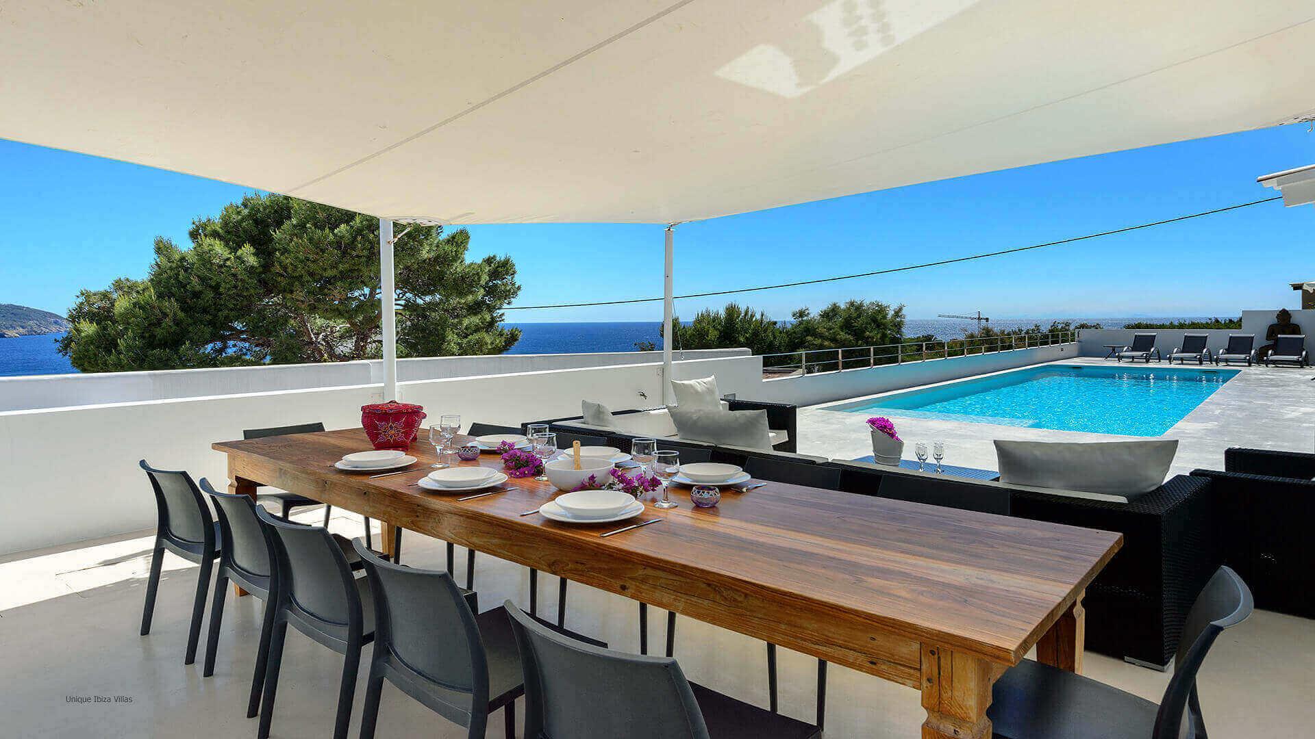 Casa Delfin Ibiza 15 Cala Codolar