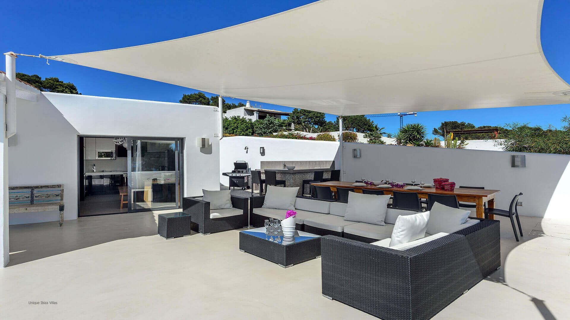 Casa Delfin Ibiza 17 Cala Codolar