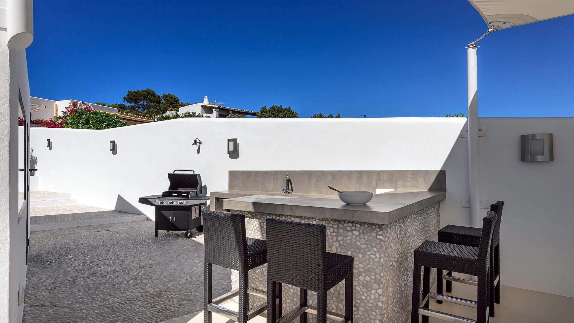 Casa Delfin Ibiza 18 Cala Codolar